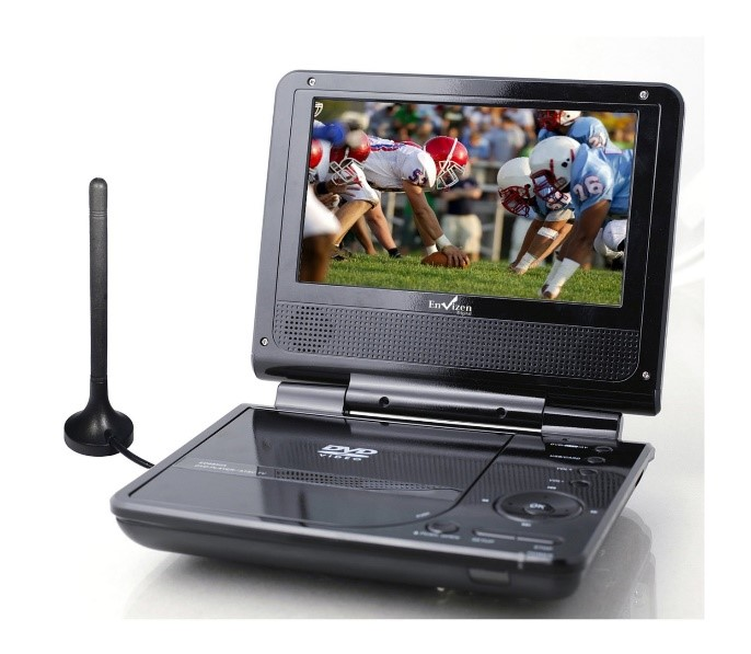 portable tv for car
