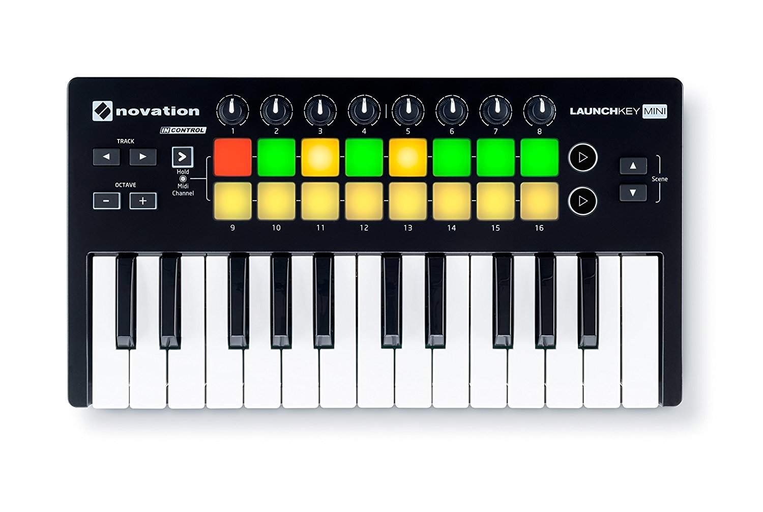 best midi keyboard 2016