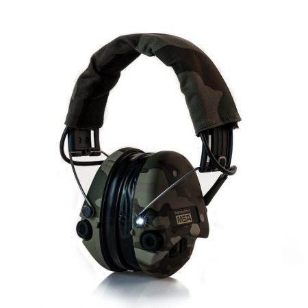electronic hearing protection for shooters