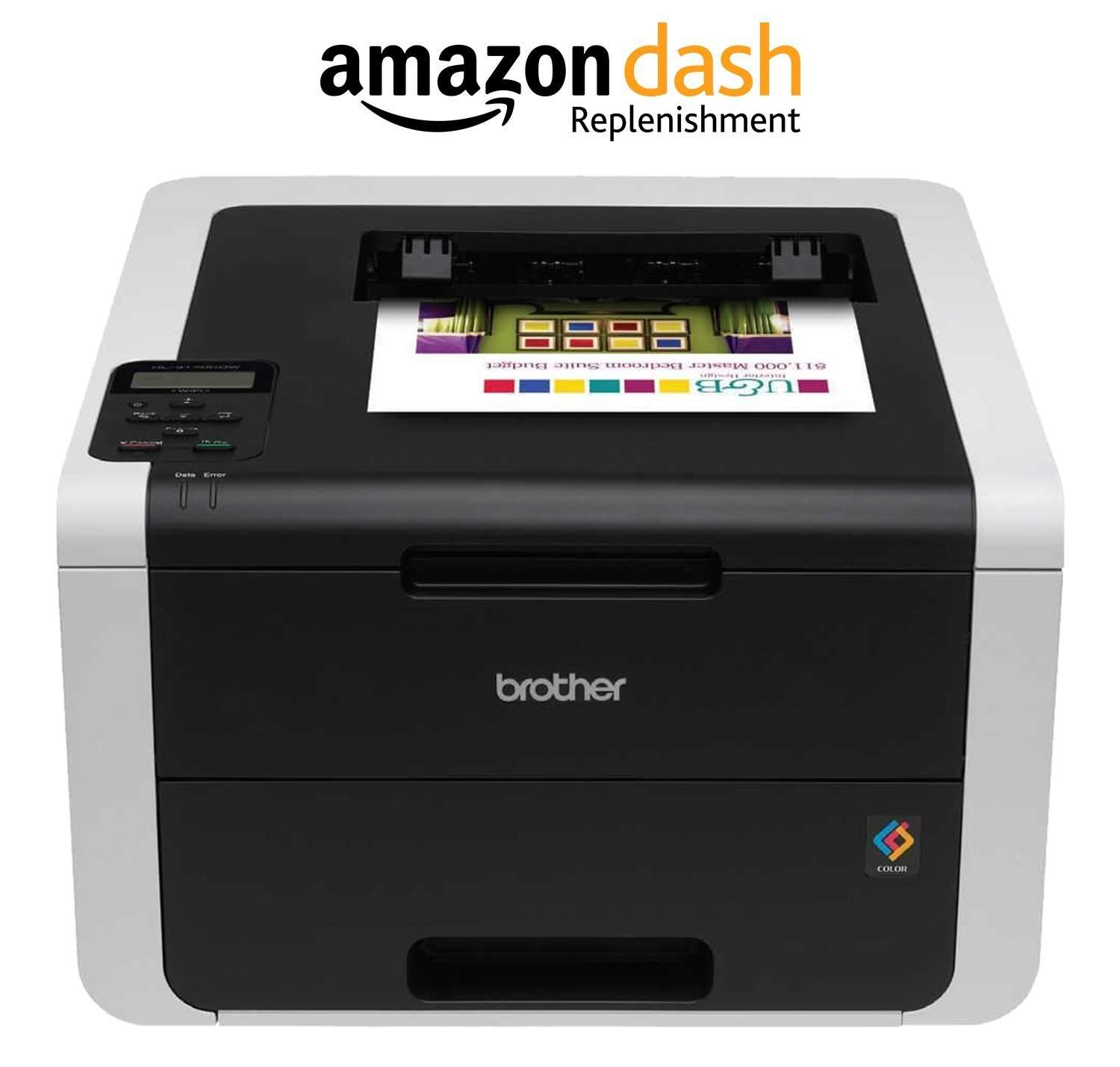 laser color printer best buy