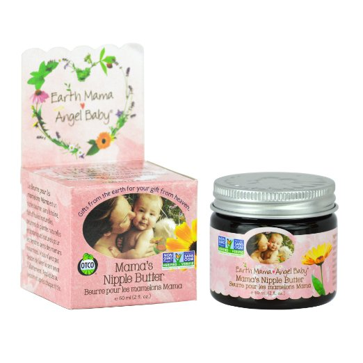 earth mama angel baby nipple butter vs lanolin