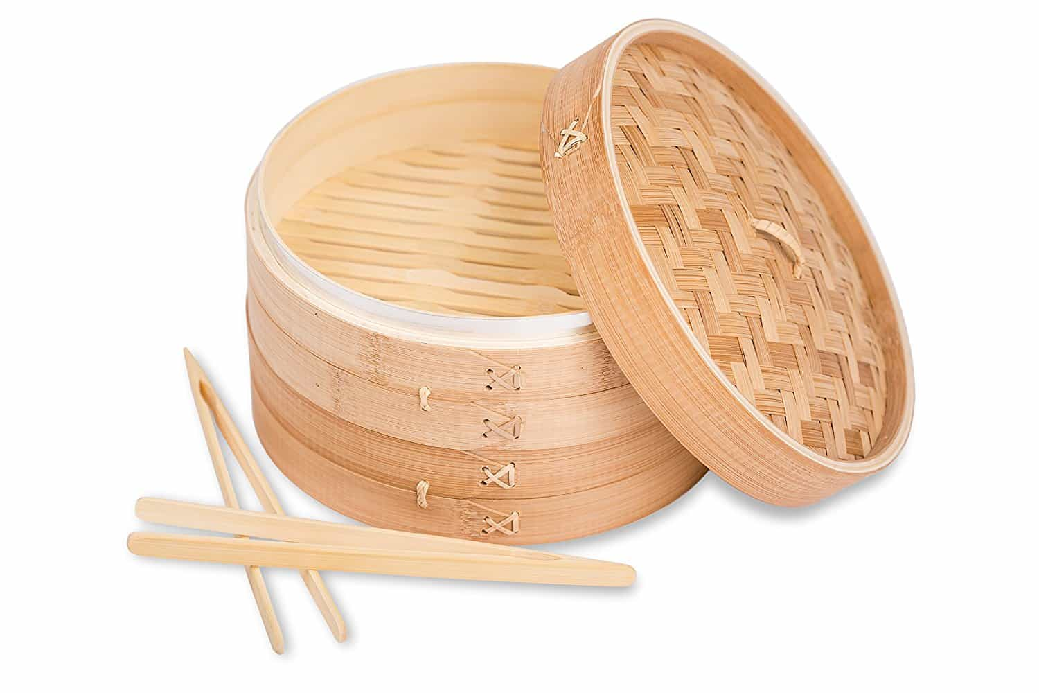 bamboo steamer vs metal steamer