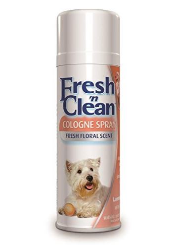lambert kay fresh floral scent grooming pet spray