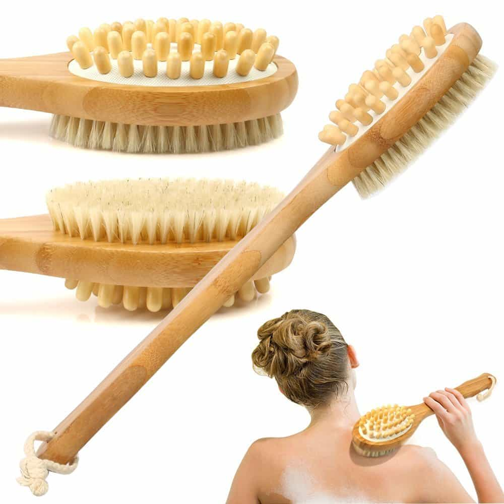 Esarora: Best Massaging Bath Brush best bath scrubbing brush for shower 2017