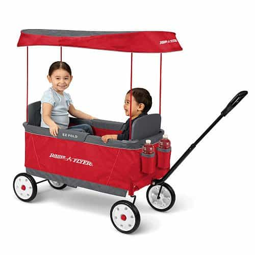 image of best folding wagon