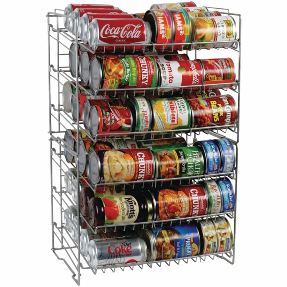 stackable can dispenser