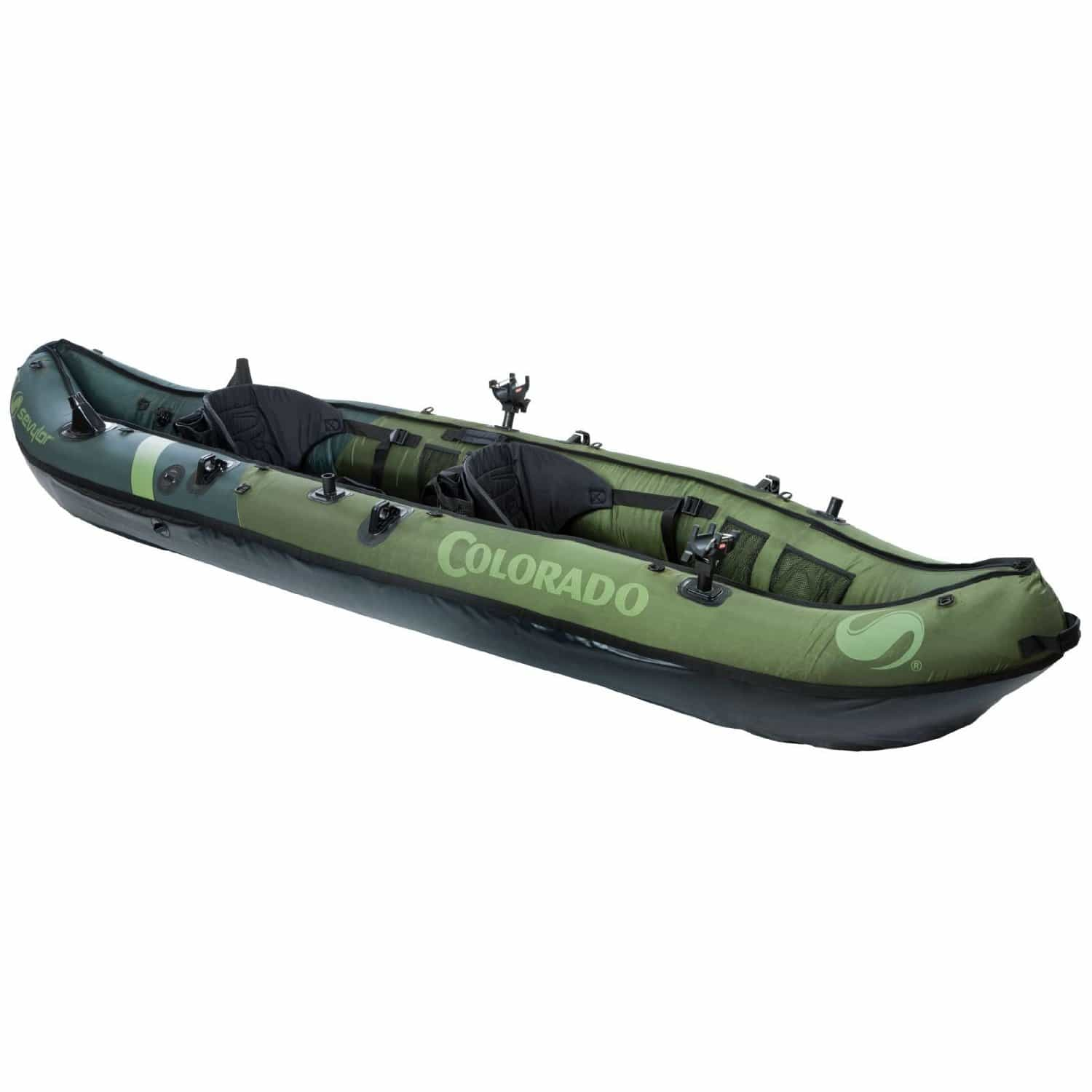 best tandem fishing kayaks