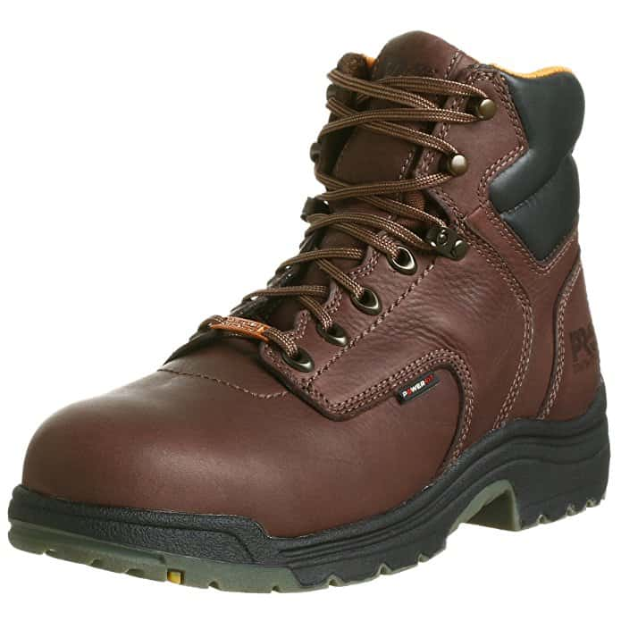comfortable work boots for standing all day