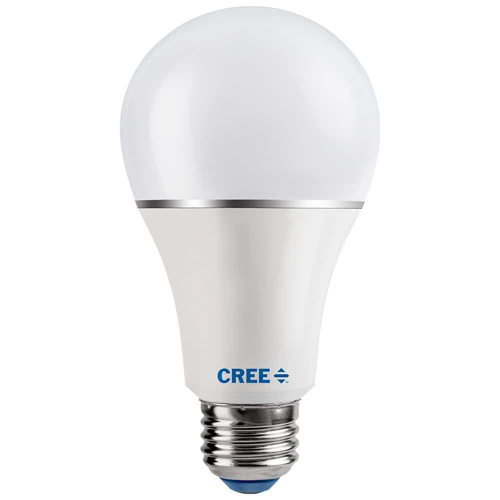Cree LED bulbs