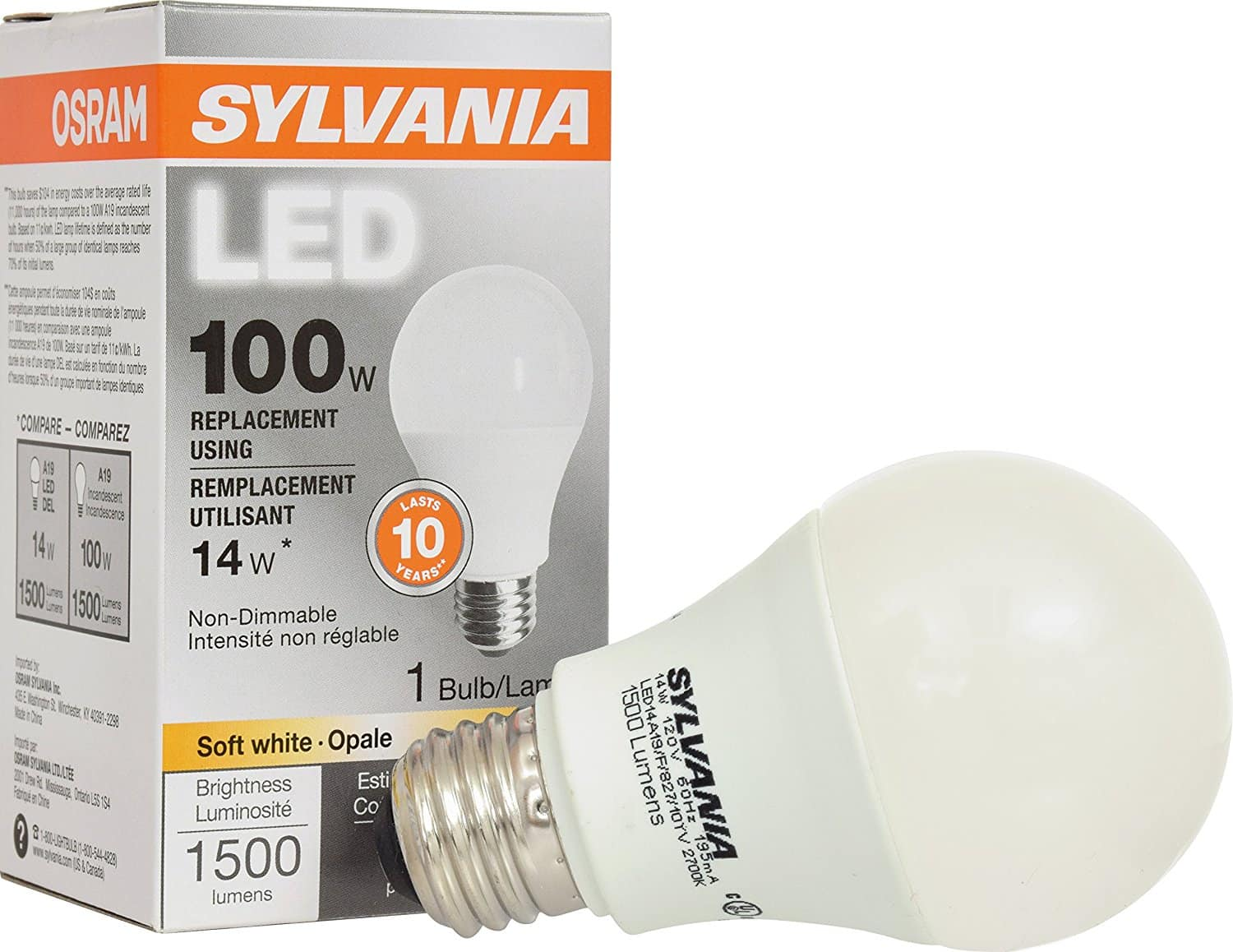 ecosmart LED bulbs recall