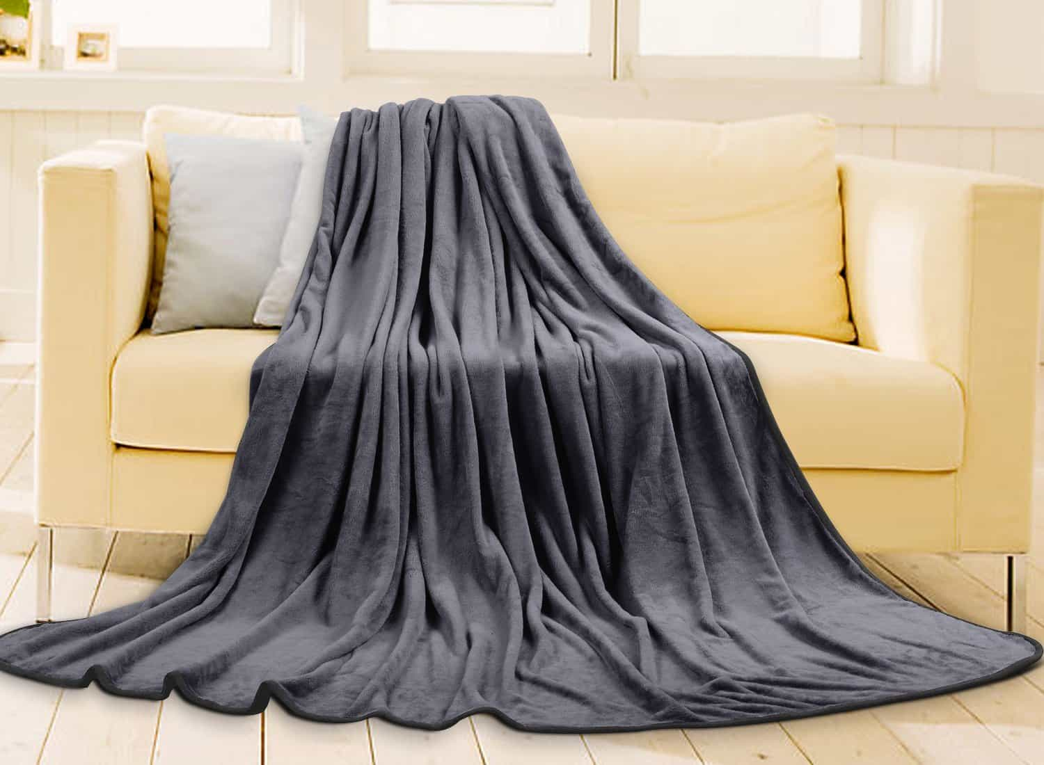 best rated throw blanket