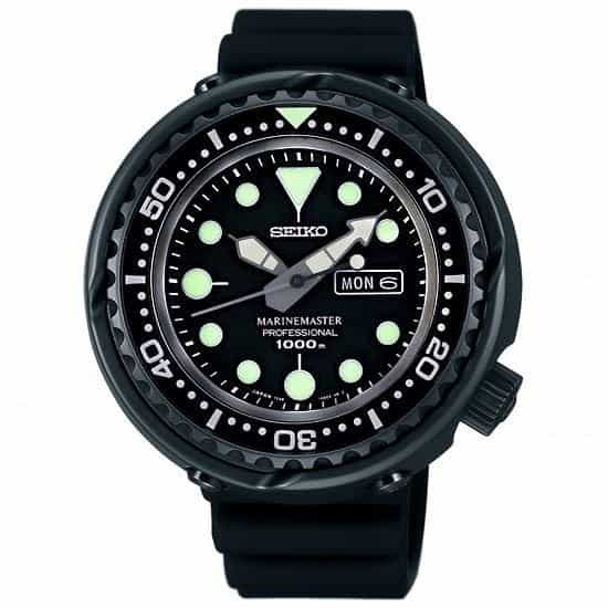 waterproof watch for diving