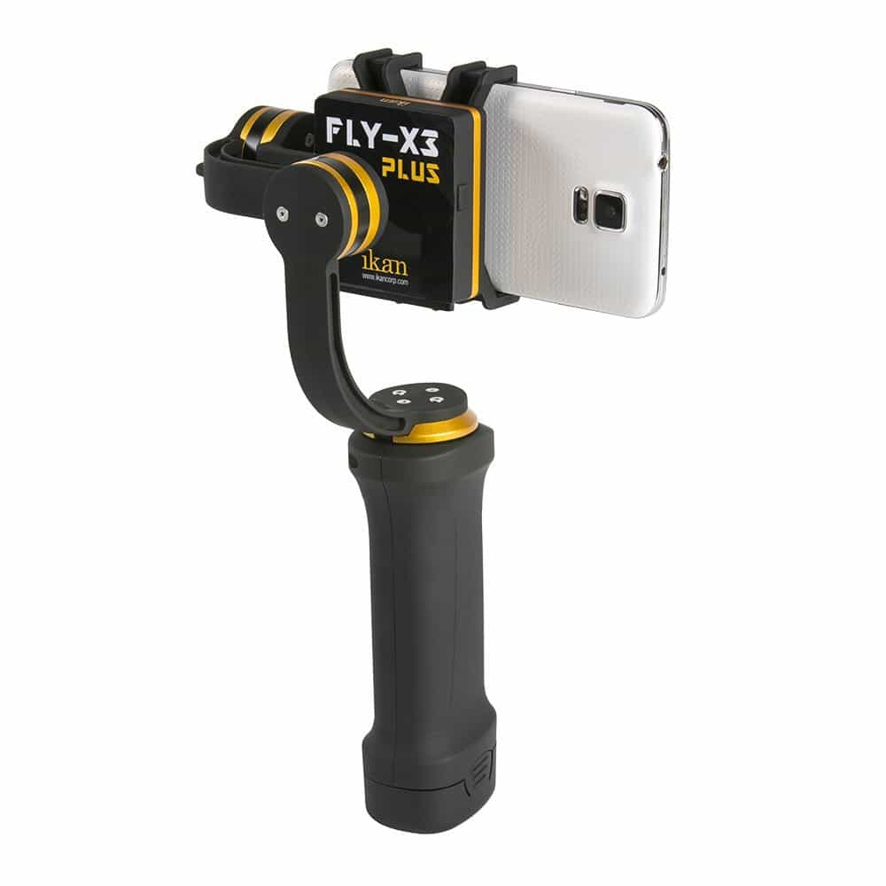 best 3-axis gimbal for smartphone