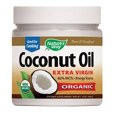 coconut oil for thinning hair