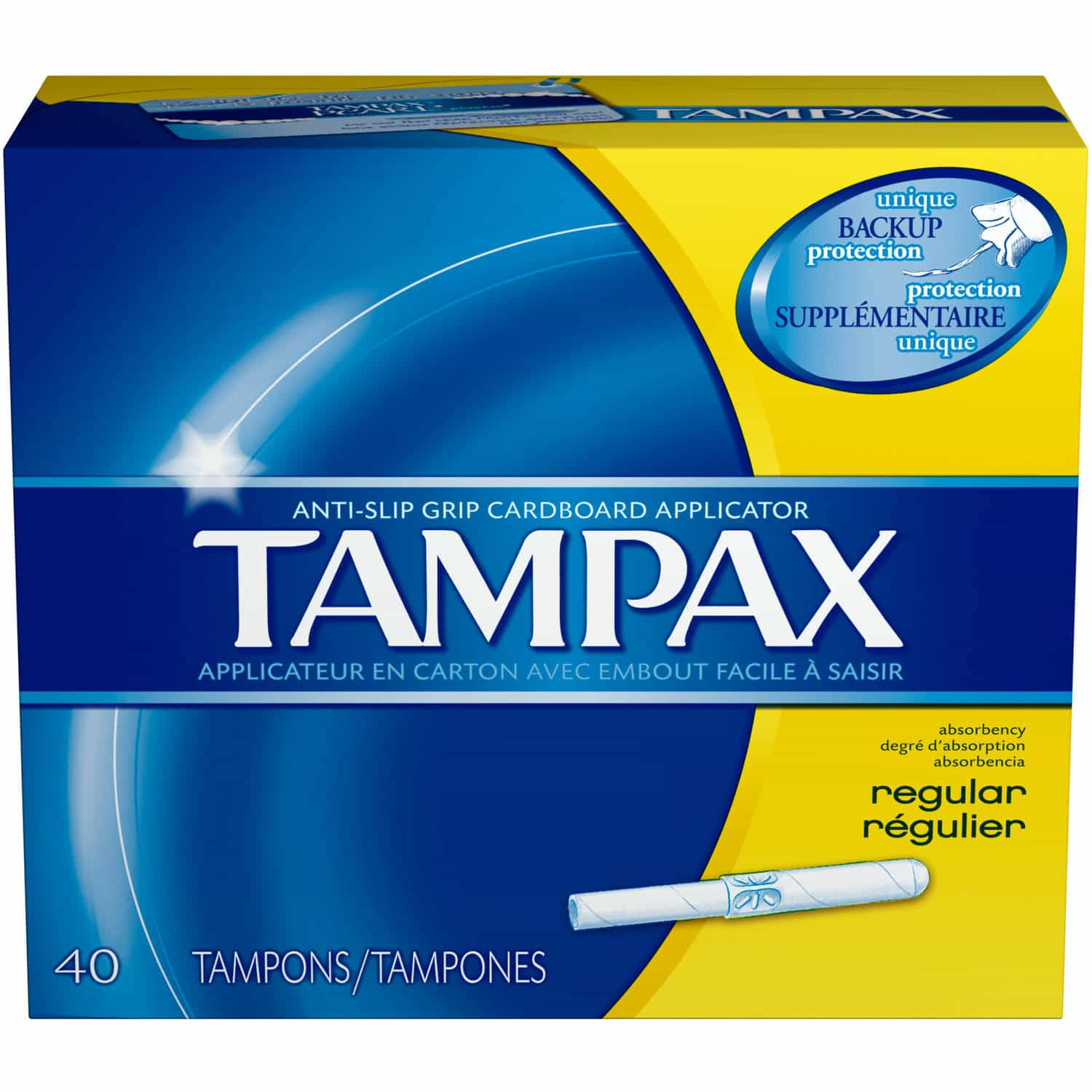 best tampons for heavy flow