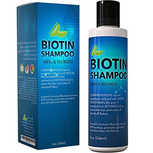 biotin shampoo for hair growth reviews