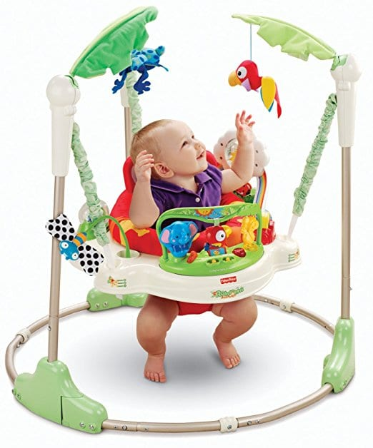 best jumperoo or exersaucer