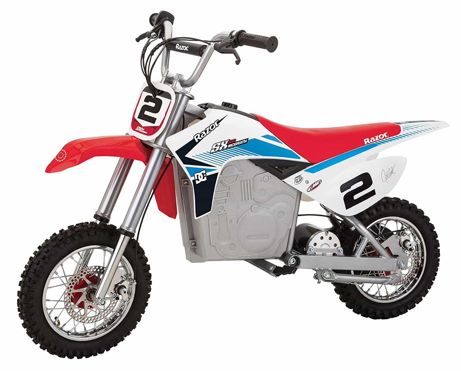 razor sx500 dirt bike