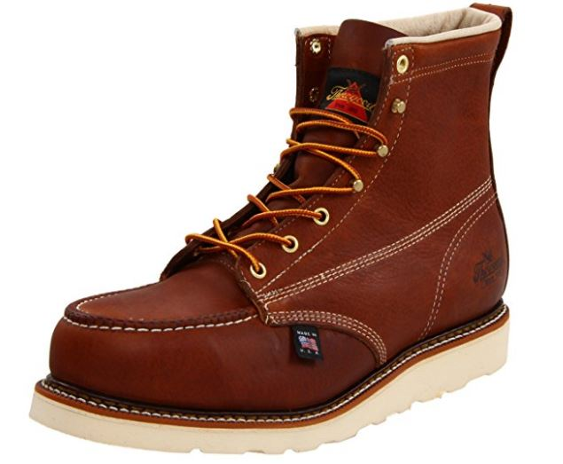 best steel toe work boots for men