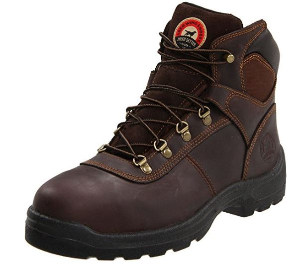 top rated steel toe work boots