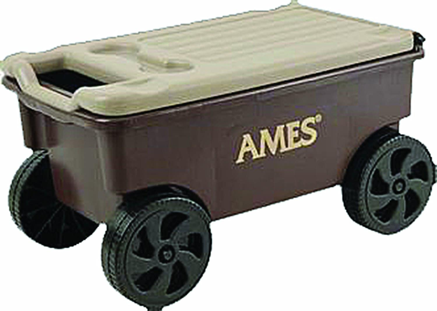 best garden cart ames lawn buddy