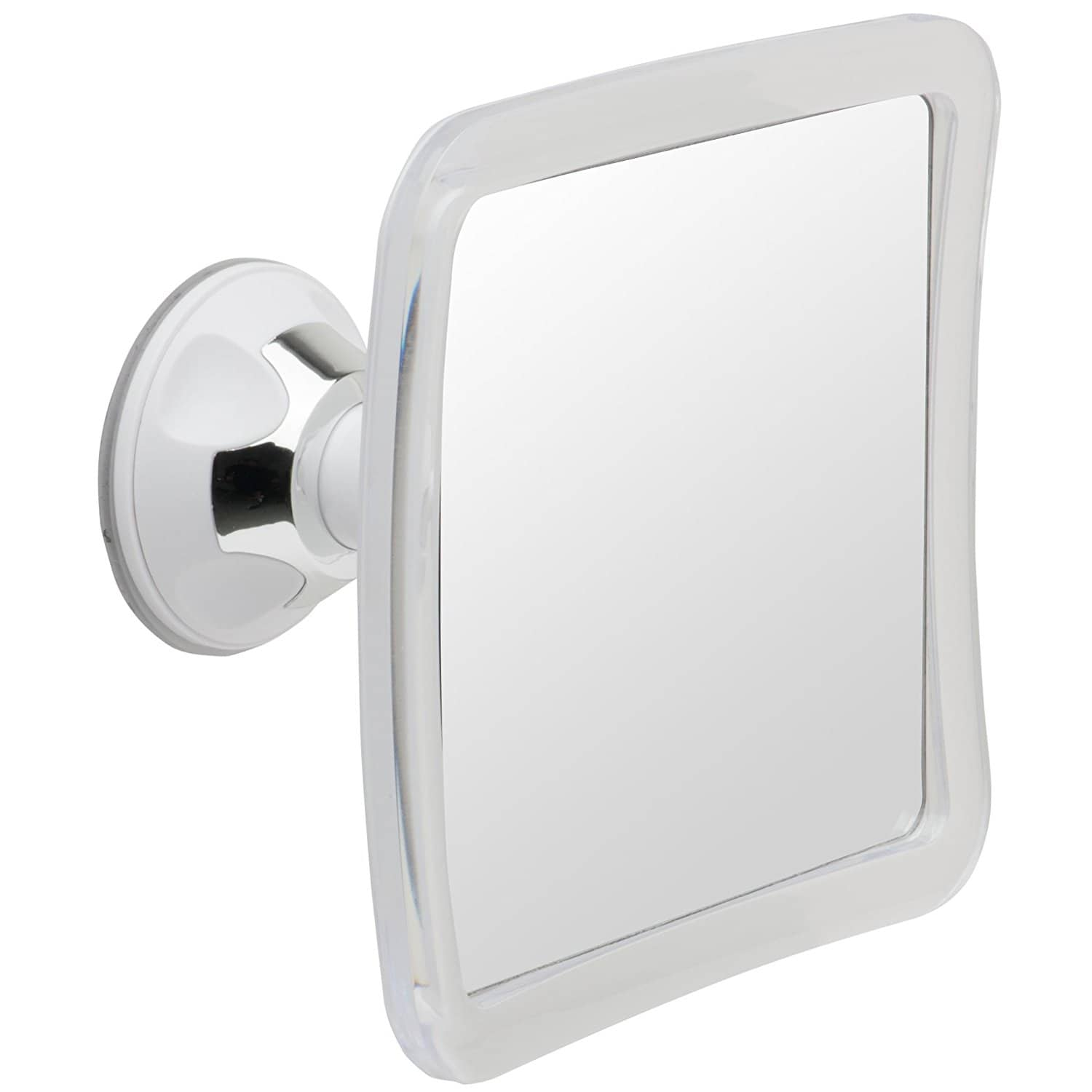 large shower mirror