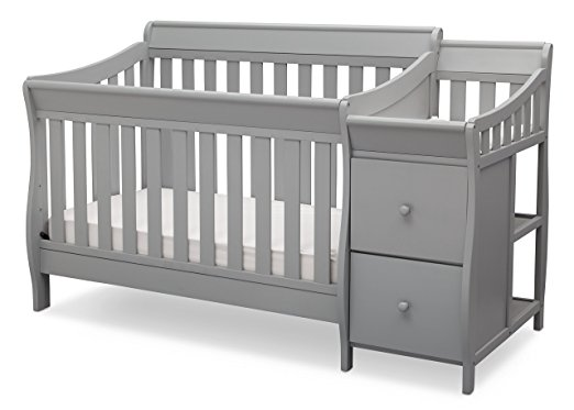 crib with changing table target