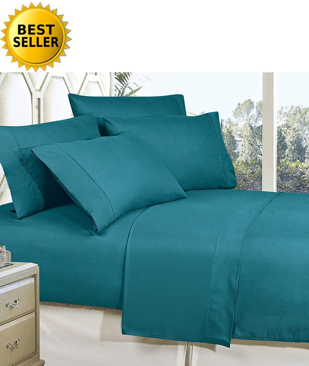 high thread count egyptian cotton sheets