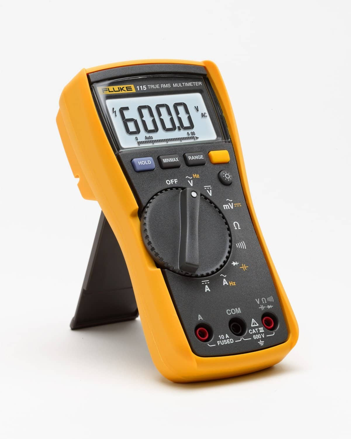 best true rms digital multimeter