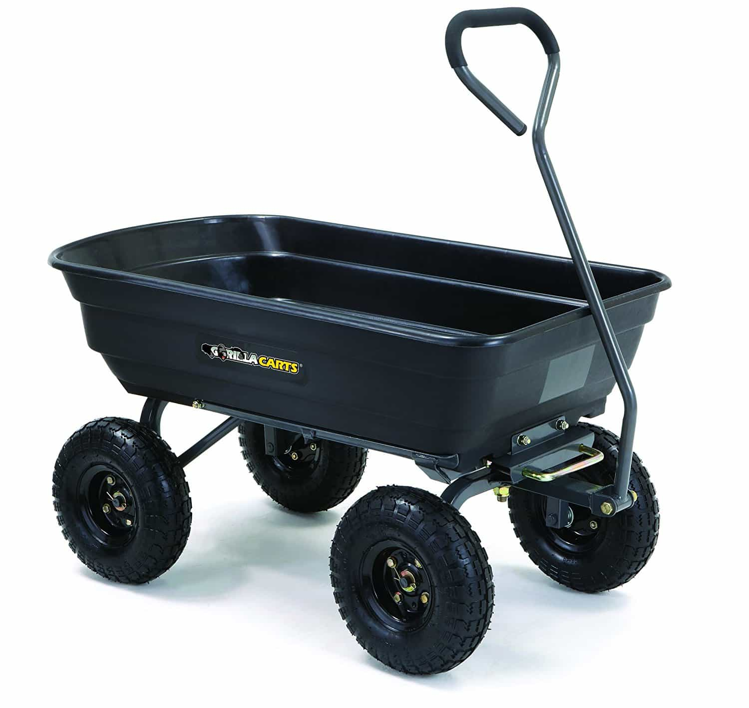 best garden cart gorilla carts gor4ps
