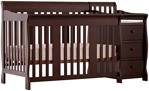 crib with changing table burlington