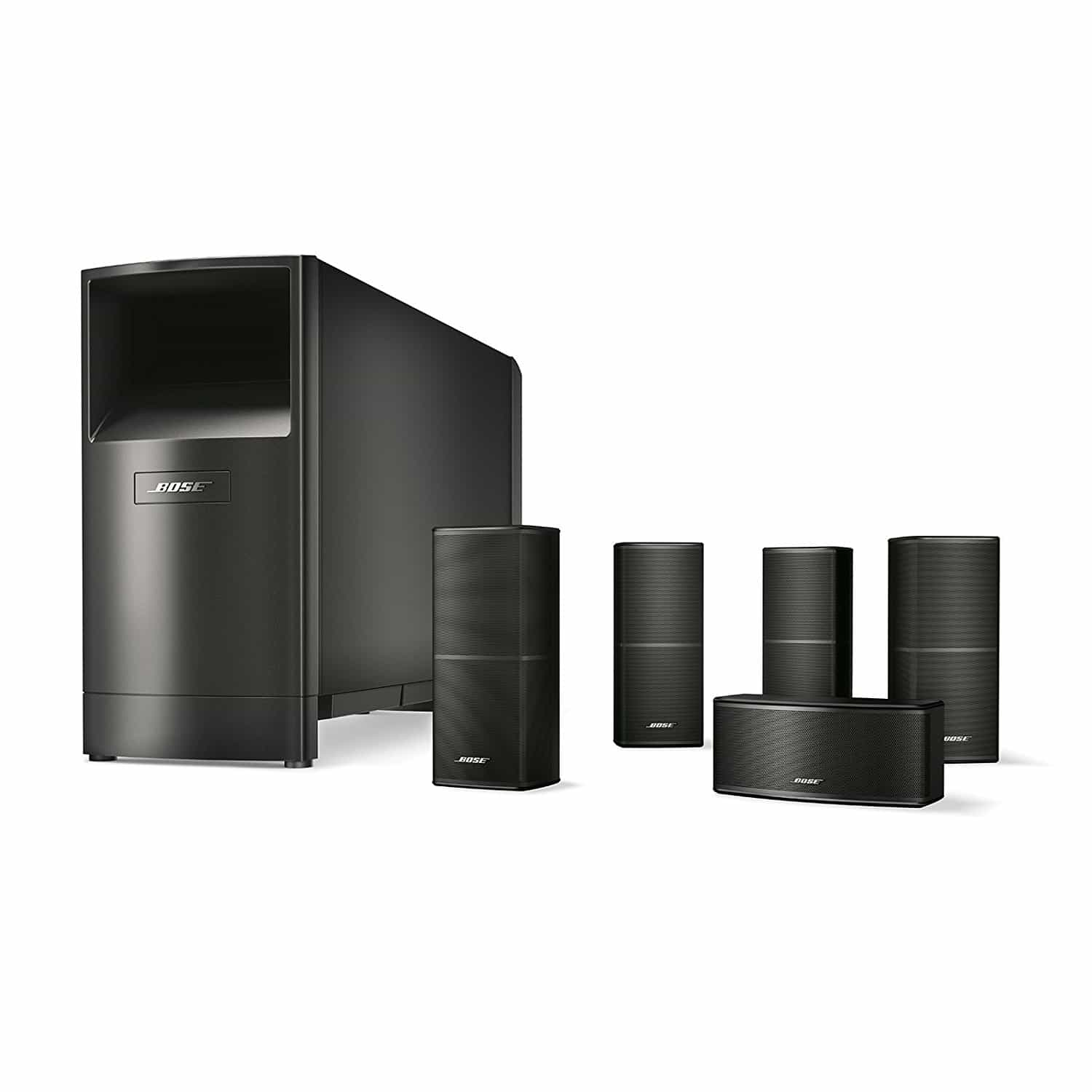 bose wireless surround sound