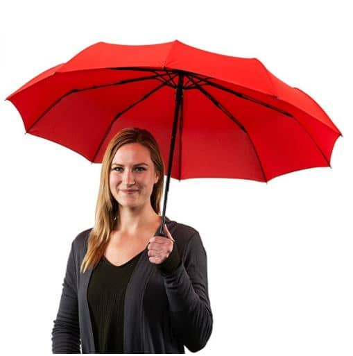 best umbrella for wind