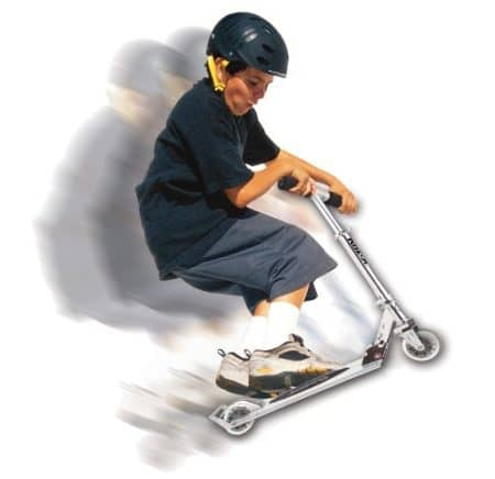 scooter self balance