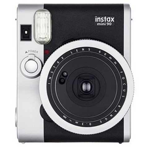 cool vintage style instant camera