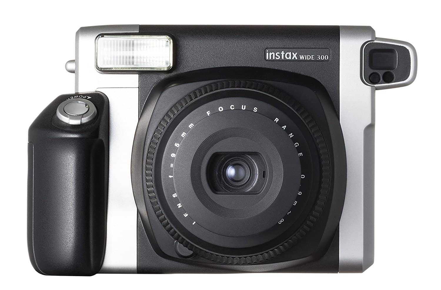 compact print size instant camera