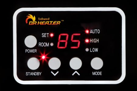 dr heater controls