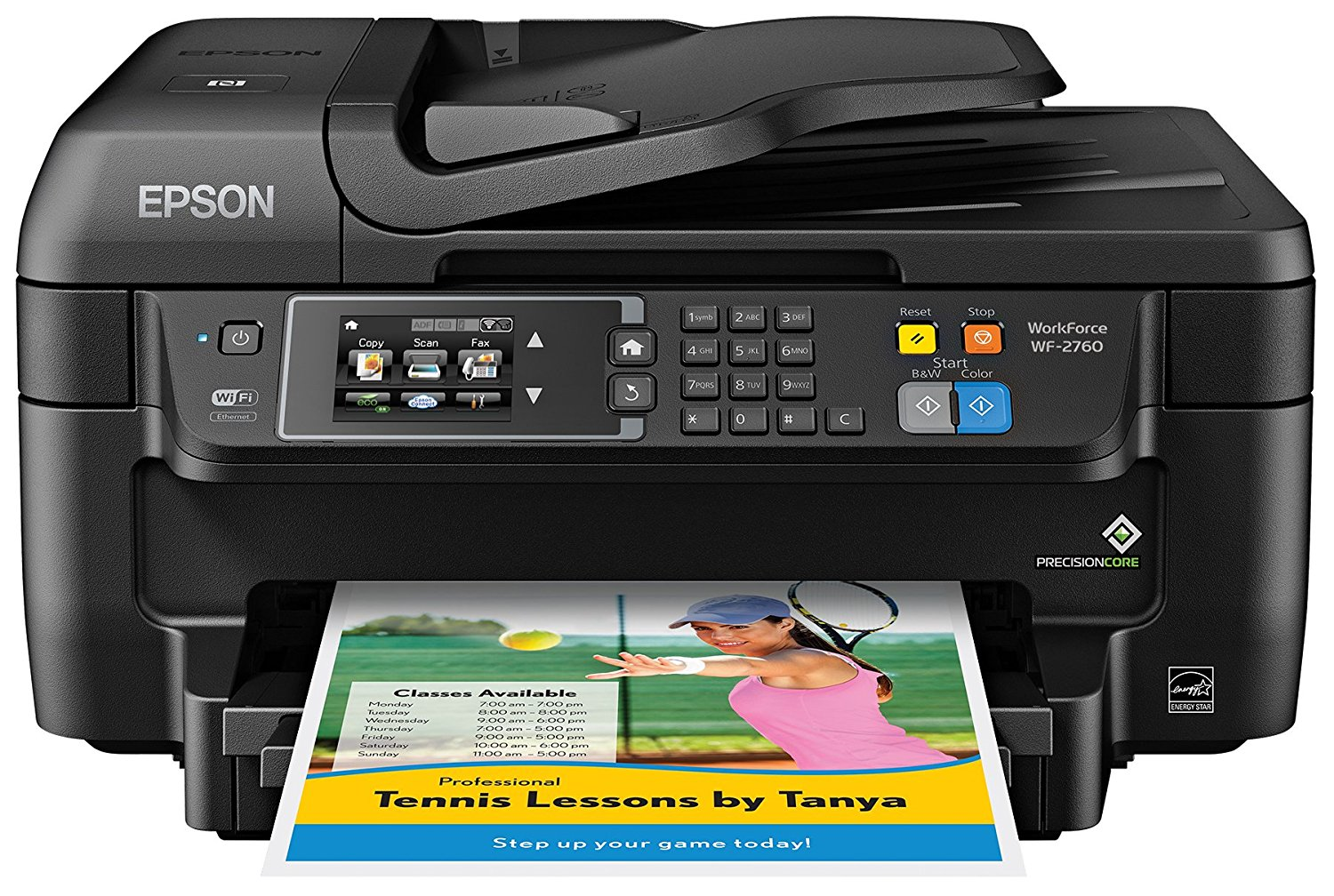 epson front view