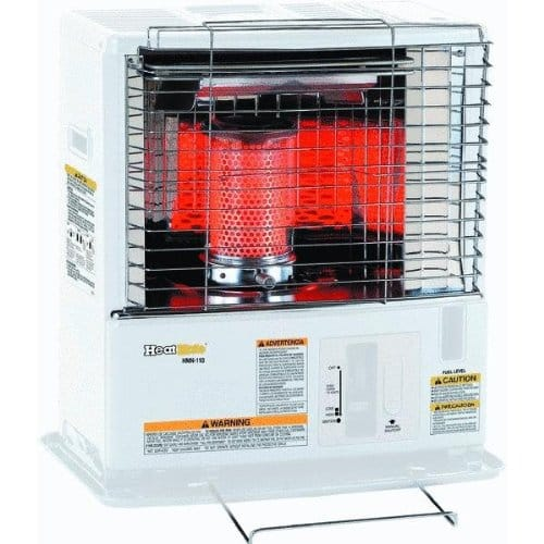 kerosene heater indoor