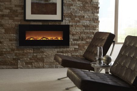 touchstone fireplace two