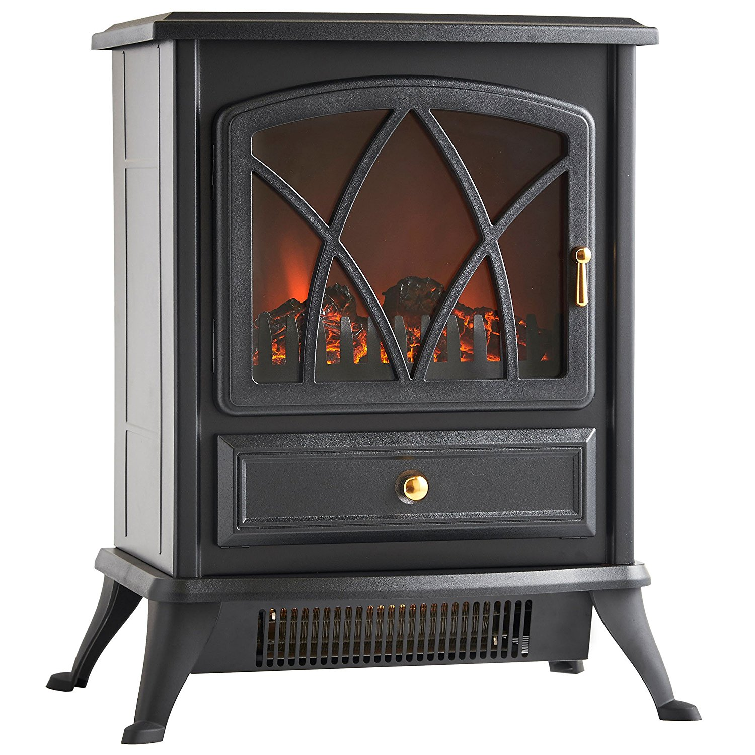 vonhaus fireplace